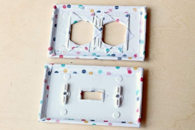 tween bedroom light switch covers after
