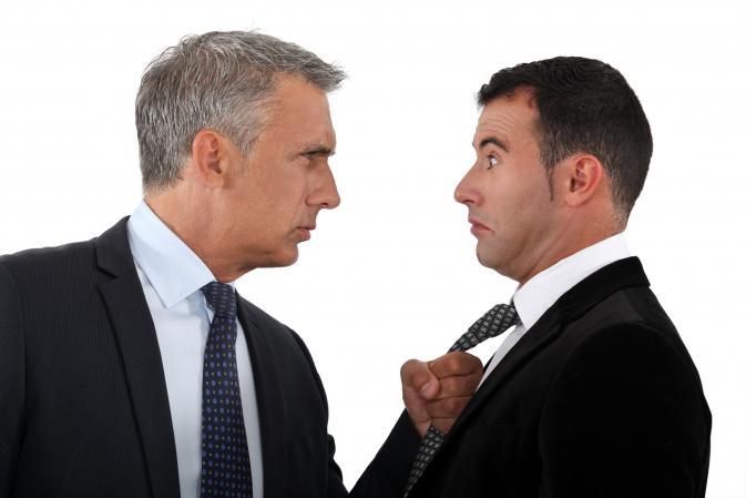 会社で怒られ役は損しかない!標的になったら転職すべき理由を語る!