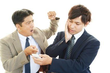 ネチネチと説教をかますクソ上司が居る職場は逃げるべきと断言する!