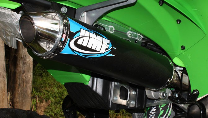 hmf competition series exhaust and fuel
