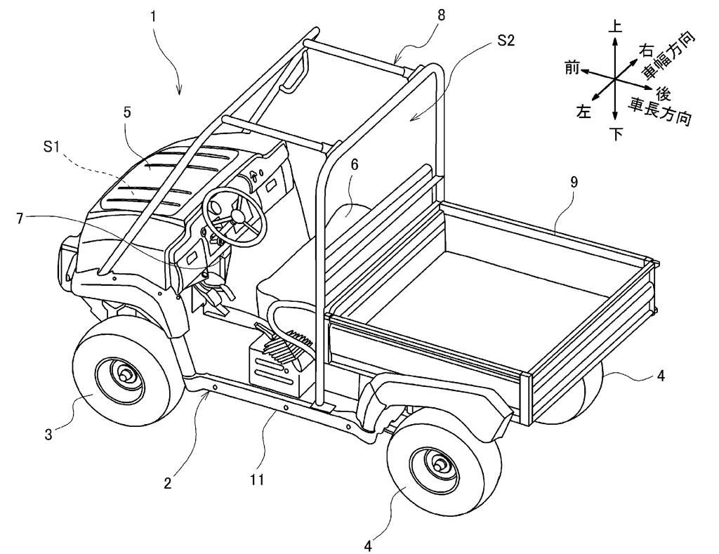 Is Kawasaki Working On An Electric Utv