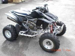 2005 Honda TRX450R For Sale : Used ATV Classifieds