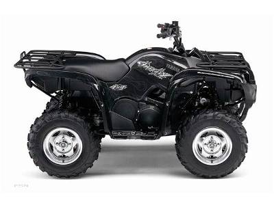 Yamaha Grizzly 700 Fi Auto 4x4 Eps Special Edition
