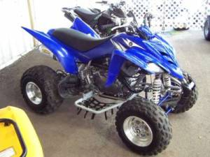 2006 Yamaha Raptor 350 For Sale : Used ATV Classifieds