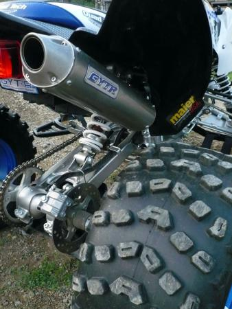 yamaha raptor 250 project overview