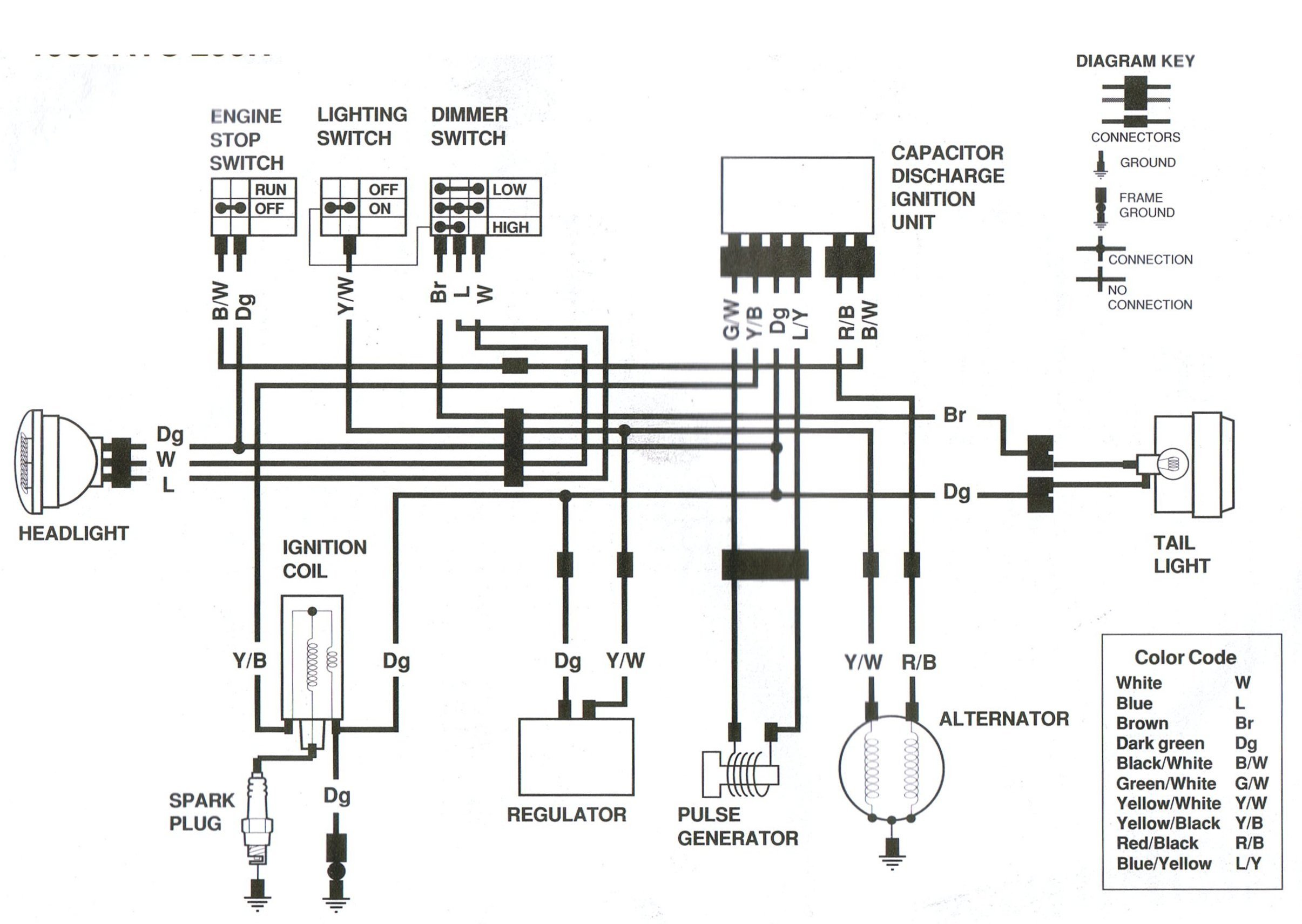 Kodiak 400 Wiring Diagram
