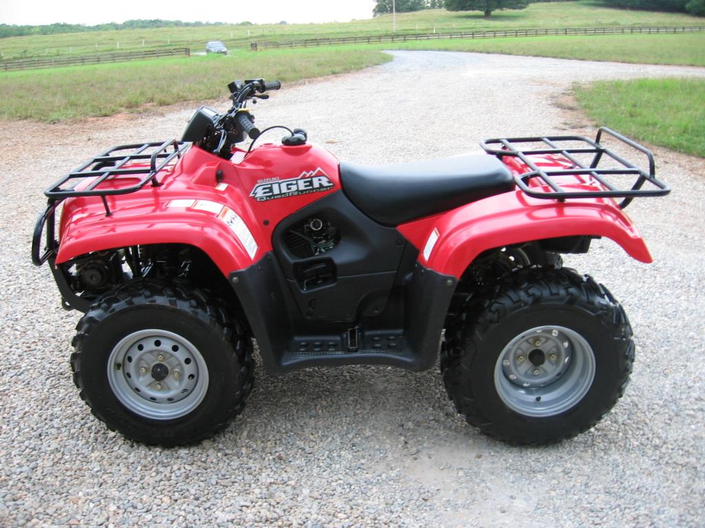 2003 Suzuki Eiger 400 4x4