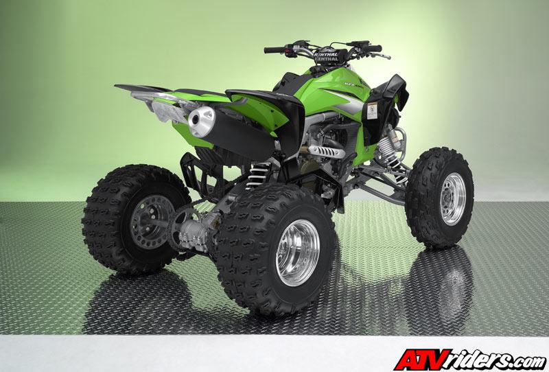 Kawasaki Kfx450r Performance Atv