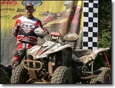 2005 Harlen Foley Comisión Nacional del Niño Racing Suzuki LT-Z400 quad deportivo ATV