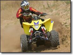 2009 Suzuki LT-Z400 ATV Quad Sport Roost