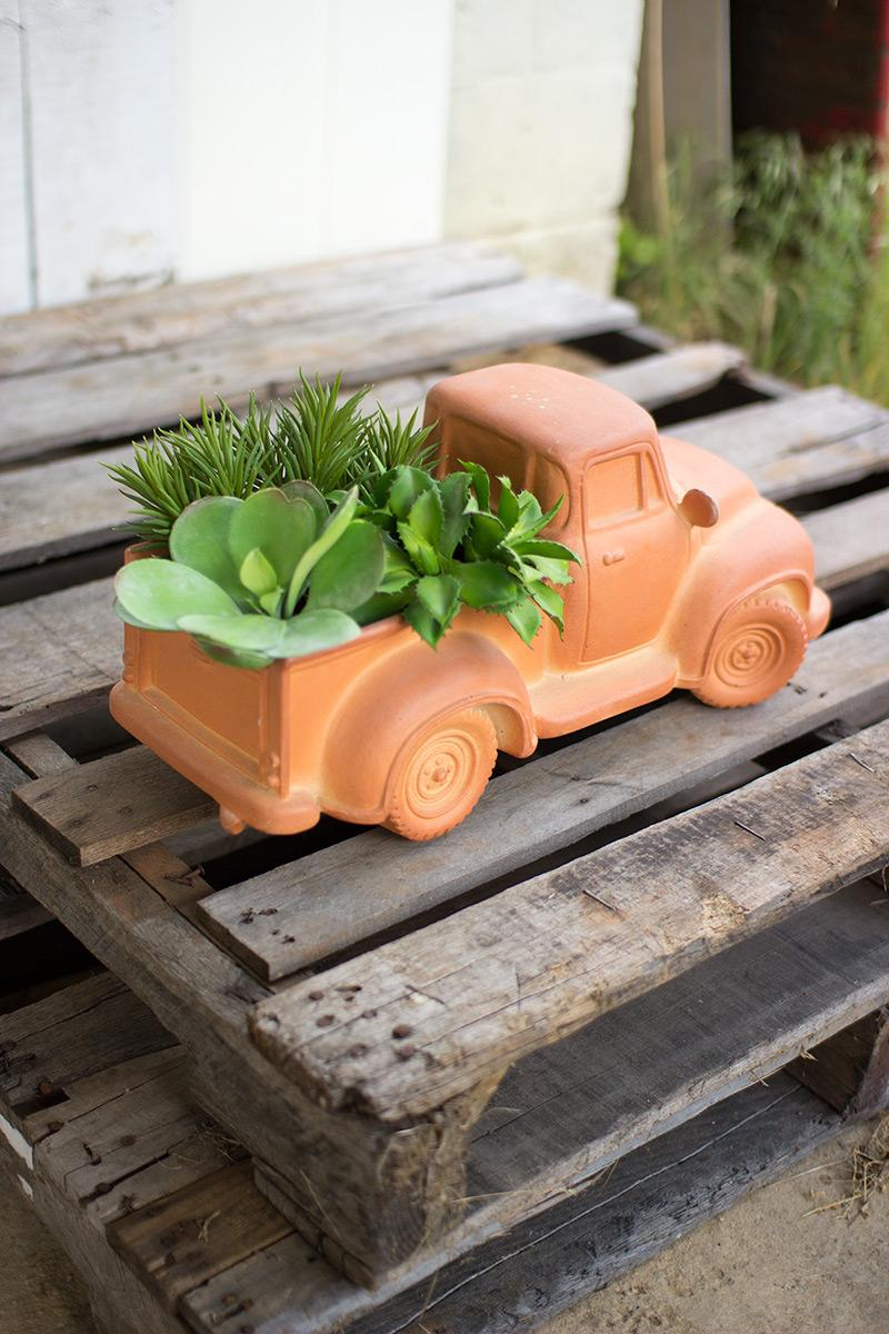 Terracotta Clay Planters