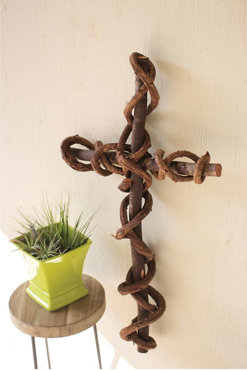 Curly Vine Cross