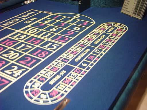賭け方の種類と配当