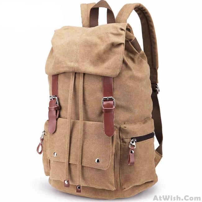 New Laptop Rucksack Travel School Bag Hiking Bags Canvas Backpack     New Laptop Rucksack Travel School Bag Hiking Bags Canvas Backpack