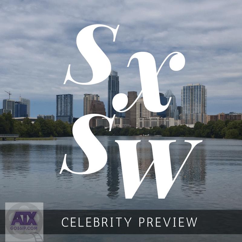SXSW Celebrities