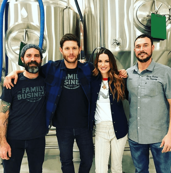Family Business Beer
