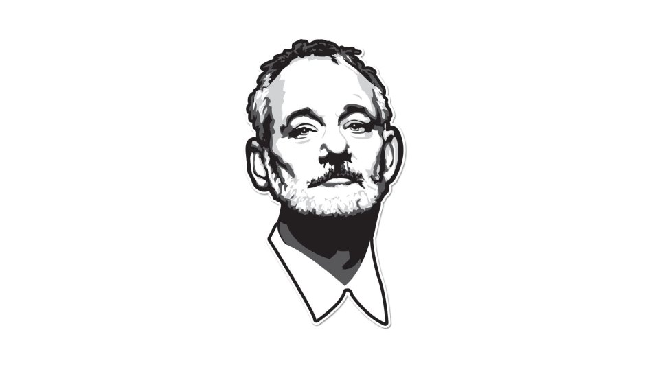 Bill Murray attending SXSW