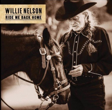 "Willie Nelson New Music Coming Soon – ""Ride Me Back Home"" Preview"