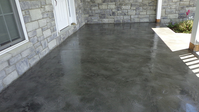 Austin TX epoxy and concrete coatings