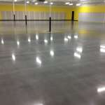 concrete polishing commercial