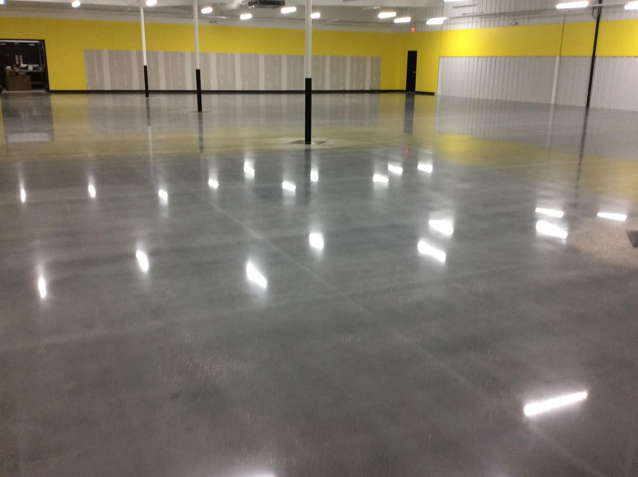 concrete polishing company austin