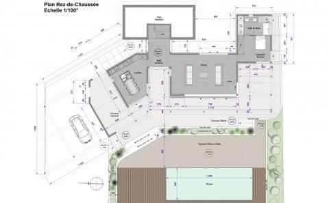 Villa C plan
