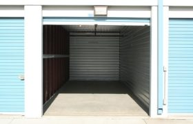 Bay Area self storage