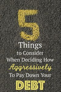 5 Things to Consider Pinterest