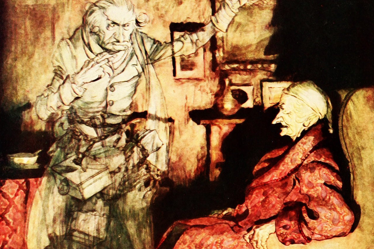 Three Career (And Life) Lessons From Ebenezer Scrooge