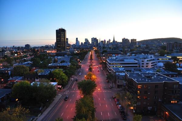 Ciutat de Montreal / abdallahh CC