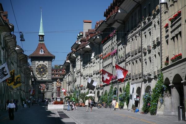 Zytglogge, la torre del rellotge a Berna. / Daniel Schwen CC