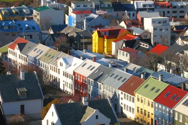 Ciutat de Reykjavík / Bjørn Giesenbauer CC