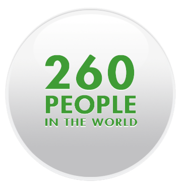 260 people260 people