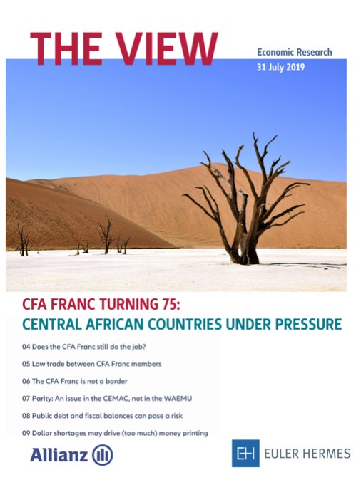 CFA Franc turning 75: Central African countries under pressure
