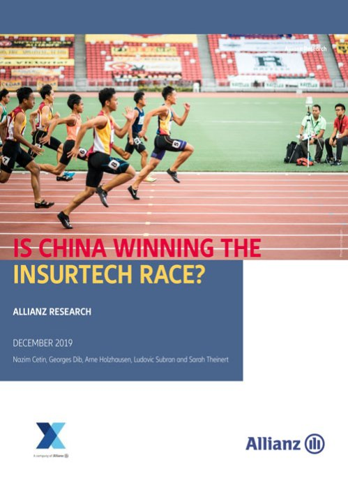 Is China winning the insurtech race?