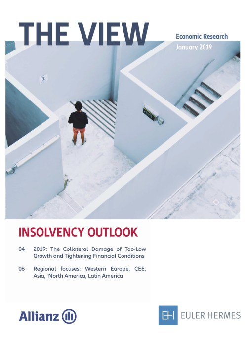 Global Insolvency Outlook 2019