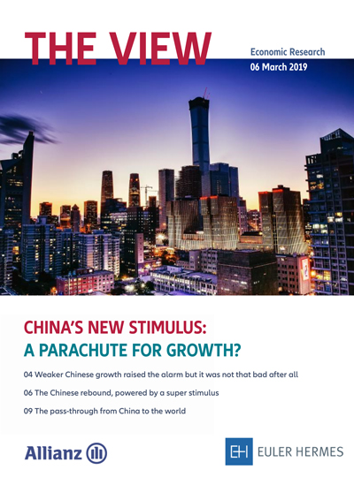 China's new stimulus: a parachute for growth?