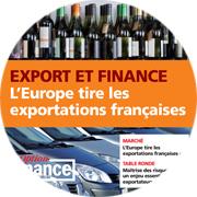 L'Europe tire les exportations françaises