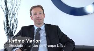 Témoignage Groupe Lindal - Jérôme Marion, Directeur Financier Groupe
