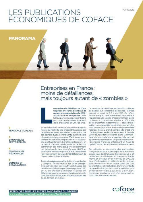"""Entreprises en France : moins de défaillances, mais toujours autant de """"zombies"""""""