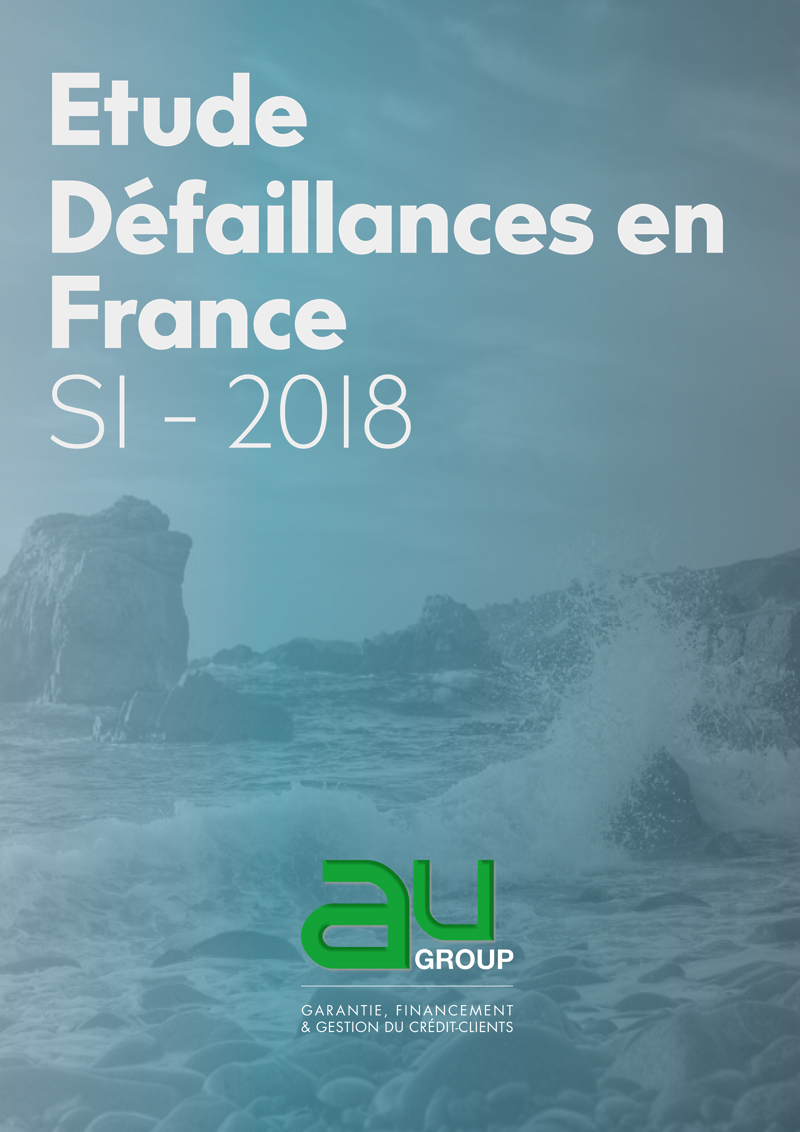 Etude Défaillances en France S1 - 2018