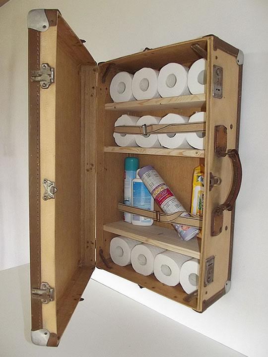 Armoire valise