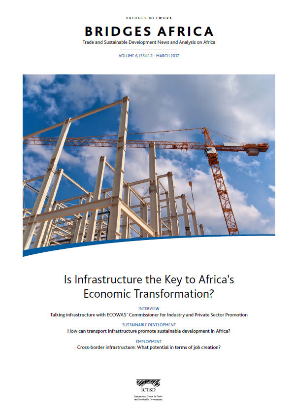 Is Infrastructure the Key to Africa's Economic Transformation?