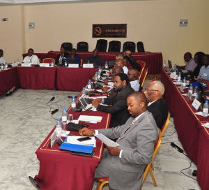 NEPAD-PIDA training on Public Private Partnerships