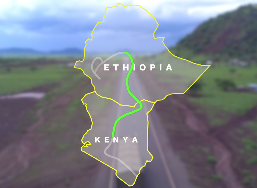 Making a difference: Nairobi-Addis Ababa Road Corridor