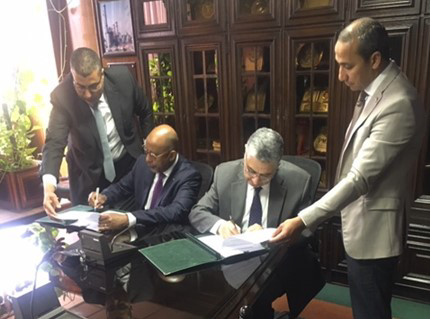 Cooperation with Egypt on Energy