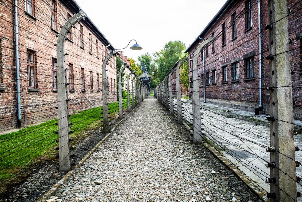 visite Auschwitz-Birkenau - Camp d'Auschwitz