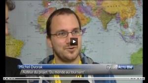 Reportage de TV Com à William Lennox