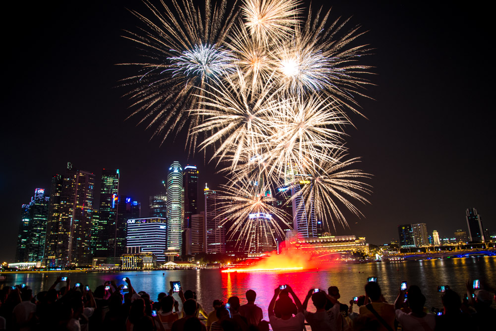 Fête nationale de Singapour