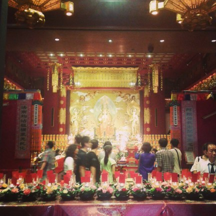 Le Bouddha Tooth Relic Temple